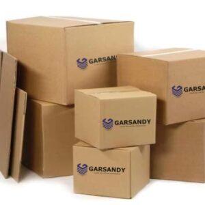 Cajas de cartón microcorrugado kraft